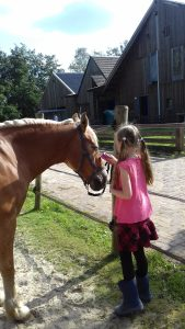 Pony Pret ochtend