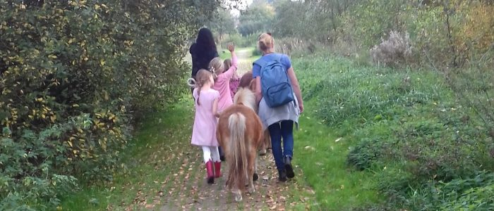 Pony Pret dag op 25 april