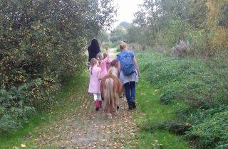 Kind & Pony start 3 maart